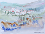 Symi Watercolour